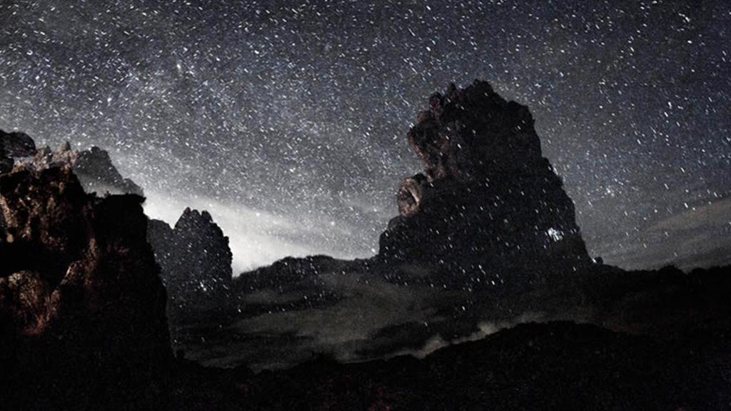 qayaqpuma: as montanhas abrem os olhos