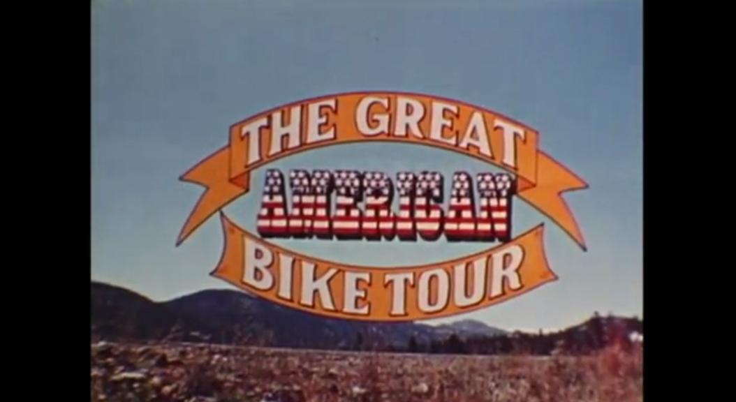 the great american bike tour