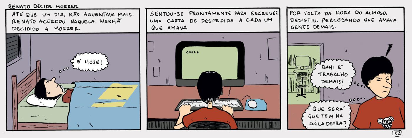Renato Decide Morrer 001
